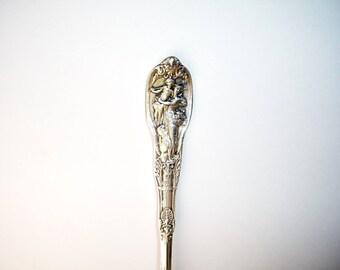 Gorham MYTHOLOGIQUE Iced Tea Parfait Spoon, Antique (11 Available)