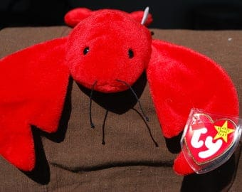 Beanie Baby Original - Pinchers the Lobster
