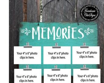 memories, memory board, memory sign, creative memories, travel memories, making memories, babies memories, build memories