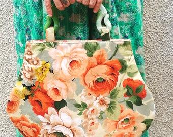 Fabric bag albury sanderson