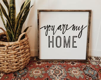 You Are My Home//24x24