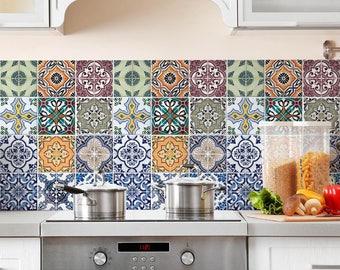 Vietri ceramica etsy - Adesivi per piastrelle cucina ...