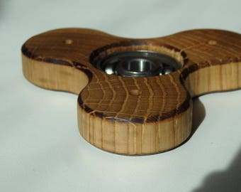 Wooden Fidget Spinner, Fidget Spinner,  Toy, Wood Hand Fidget, Hand Finger - Restless Hand Toy, Stress Reliever