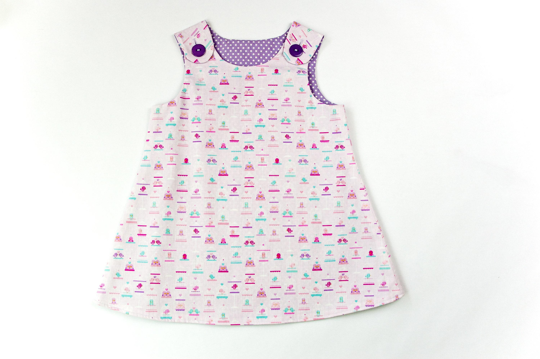 Girls Pinafore Dresses