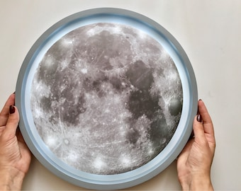 Moon lamp Moon night light Moon Night light  Moon nursery