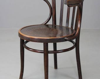 Single Bentwood Bistro Chair