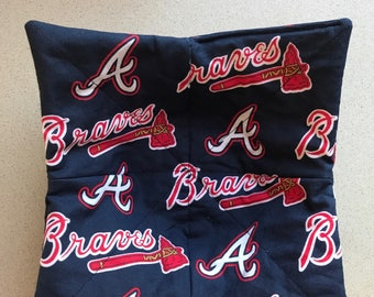 Microwave Bowl Holder -  Atlanta Braves