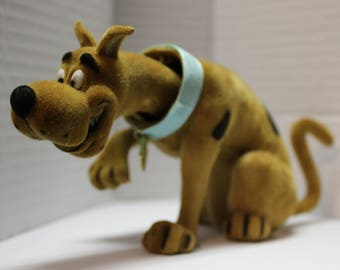 Scooby Doo Velvet Texture Bobble Head Nodder