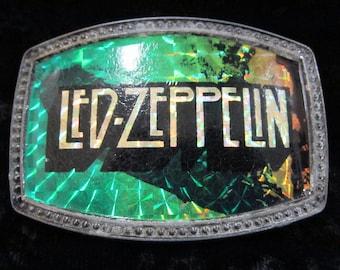 Vintage LED ZEPPELIN Belt Buckle
