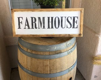 Farmhouse Signs Market Produce Signs Laundry Signs Bon Appetit Signs