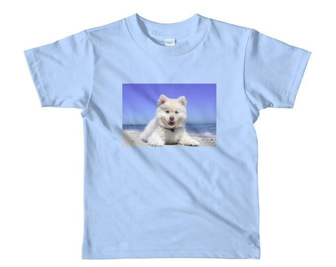 Children's Photo T-Shirt, Kid's Custom Photo T-Shirt, Personalized Kids T-shirt, Nine Colors,  Sizes 2 Years Through 12 Years, Unisex Sizes