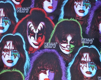 CUSTOM MEN'S BOXERS, Made to Order, Kiss Rock Band Members, Choose Size
