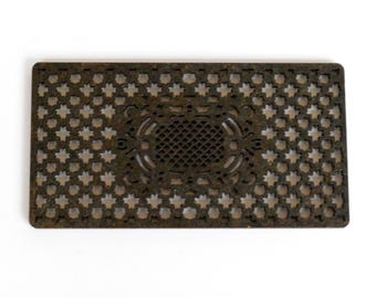 Doormat C dollshouse miniature 1:12