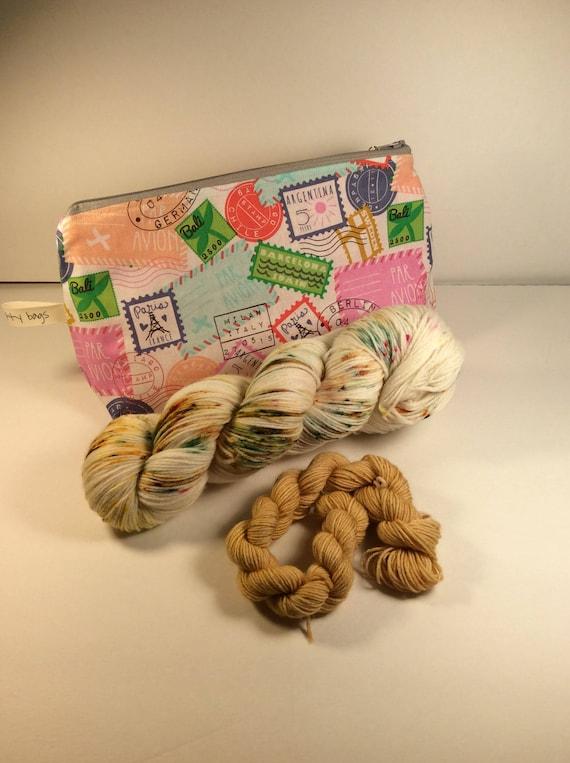 Sock Yarn Kit