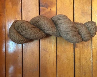 Natural Alpaca yarn 100%