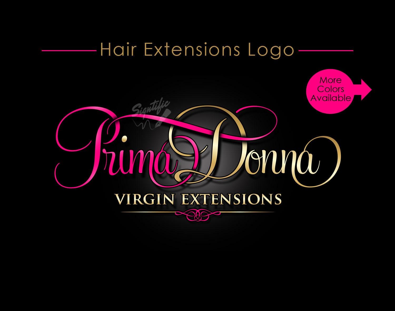 hair extensions logo hair logo virgin hair logo hair