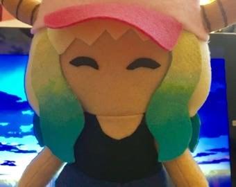Miss Kobayashi's Dragon Maid Lucoa Fleece Plush Doll