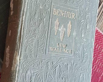 Ben Hur by Lew wallace 1920 edition