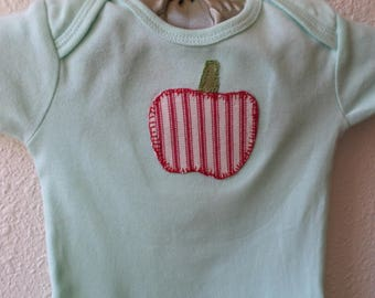 Fun, Functional, Funtastic Apple of Me Eye Unisex Onesie Stupendous Baby Shower Gift