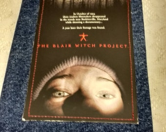 VHS Bag;The Blair Witch Project