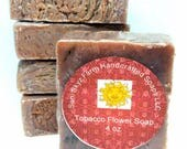 Tobacco Flower Soap - Veg...