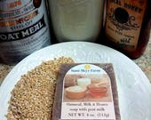 Honey Oatmeal Goat Milk S...