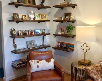 Floating Shelf, Wall Shelves, Shelves, Shelving, Corner Shelf, Shelving  Units,