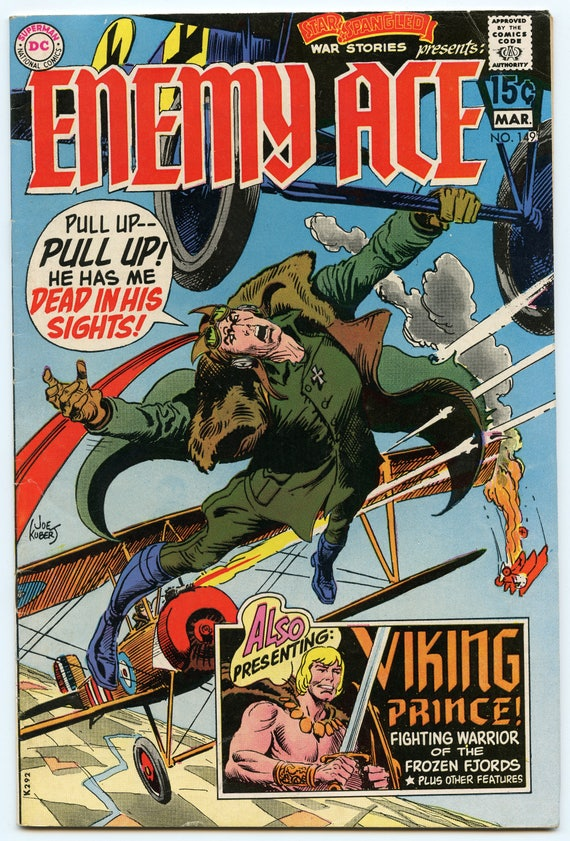 Star Spangled War Stories 149 Mar 1970 VG-FI (5.0)