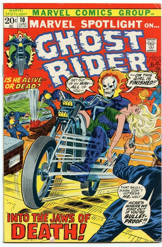 Marvel Spotlight 10 Jun 1973 VG+ (4.5)