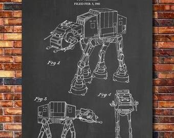 Patent Print of AT-AT 1982