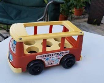 1969 Little People Mini Bus