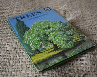 The Ladybird Book of Trees. A Vintage Ladybird Book. Series 536. 1973