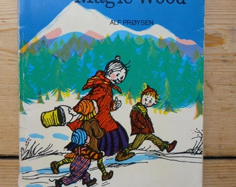 Mrs Pepprpot in the Magic Wood by Alf Proysen - A Young Puffin - 1979