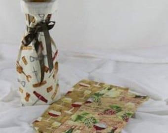 Wine Gift Bag - set of 3