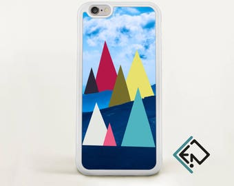 Iphone 8 case iphone 7 geometric case iphone 7 plus case camping phone case unique phone case 6 plus case case NT2