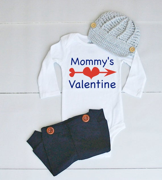 like this item - Valentines Day Outfit Baby Boy