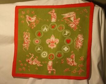 1950s BSA Handkerchief
