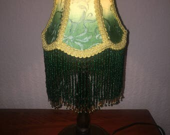 Mini Nightlight Vintage Style Bell shade