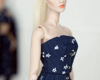 suit for fashion royalty , Poppy Parker, Silkstone Barbie, fr2 , 12'' Fashion Doll