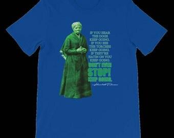 Harriet Tubman, Underground Railroad, African-American Abolitionist, Black History T-Shirt