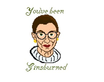 RBG: You've been GinsBURNED