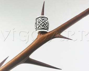 Viking beads.beard jevelry.beard.beard bead.Norse Knot.Celtic Knot.beard style.hair jewelry.beard ring.paracord bead.Hair Jewelry.Hair Bead.