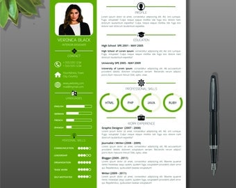 resume template with photo cover letter cv template word professional lebenslauf - Covering Letter For A Cv