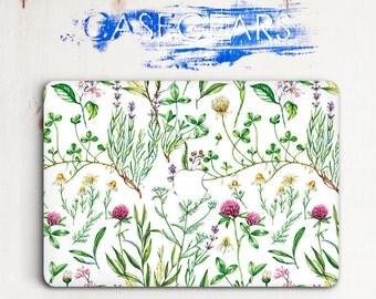 Floral Macbook Air 13 Cover Macbook Air 11 Inch Cover For Laptop New Macbook Pro 13 Pro 15 Macbook 2016 Macbook Pro Retina 15 CGMC0078
