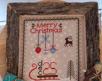 Pattern, Christmas Cross Stitch Pattern, Cross Stitch Pattern, Merry Christmas Cross Stitch, Patterns,  New Pattern, Deceember 25 pattern