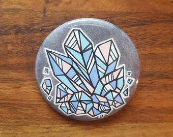 Crystal Button