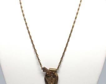 Gun Holster Necklace