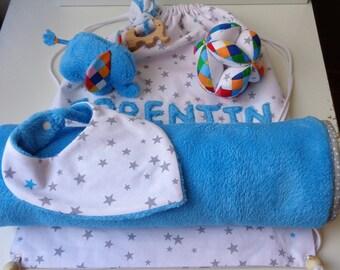 Customizable new born gift pack