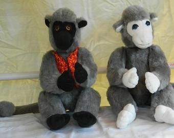 Monkeys ready for some fun!