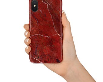 iPhone 8 Red Marble Case iPhone 5 iPhone SE Case iPhone 6 6s plus Case iPhone 7 7 plus Case Samsung Galaxy S6  S7 S8 iPhone X Case cover